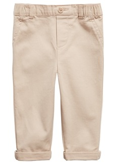 First Impressions Baby Boys Stretch Chino Pants, Created For Macy's