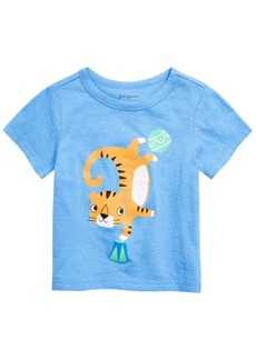 First Impressions Toddler Boys Dancing Tiger T-Shirt, Created for Macy's