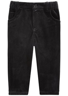 First Impressions Baby Boys Velvet Pants, Created For Macy's
