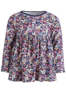 First Impressions Baby Girls Ditsy Country Floral Tunic, Created for Macy's