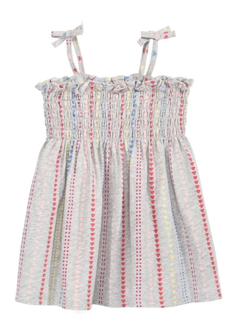 1e57fa86699e First Impressions First Impressions Baby Girls Dot-Print Smocked ...