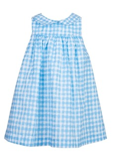 First Impressions Baby Girls Gingham Cotton Sundress, Created for Macy's