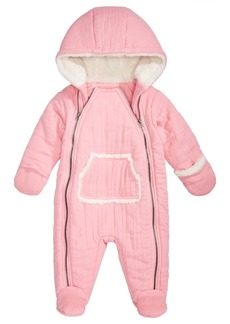 1eacbf657 First Impressions First Impressions Baby Girls Hooded Bows Footed ...