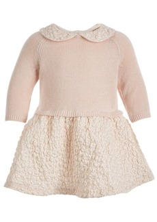 First Impressions Baby Girls Layered Dress, Created for Macy's