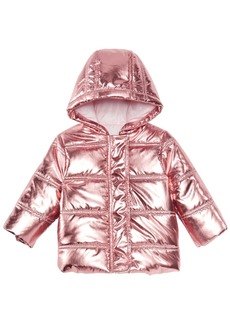 2b63e0e2c First Impressions First Impressions Quilted Hooded Jacket