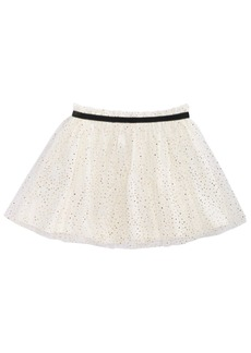 First Impressions Baby Girls Printed Velvet-Trim Tutu Skirt, Created for Macy's