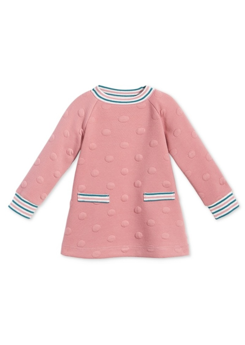 3c48e058626b First Impressions First Impressions Baby Girls Quilted Dot Dress ...