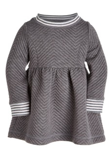 First Impressions Baby Girls Quilted Dress, Created for Macy's