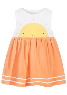 First Impressions Baby Girls Sunshine Cotton Tunic, Created for Macy's