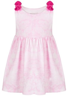 First Impressions Baby Girls Tie-Dyed Cotton Dress, Created for Macy's
