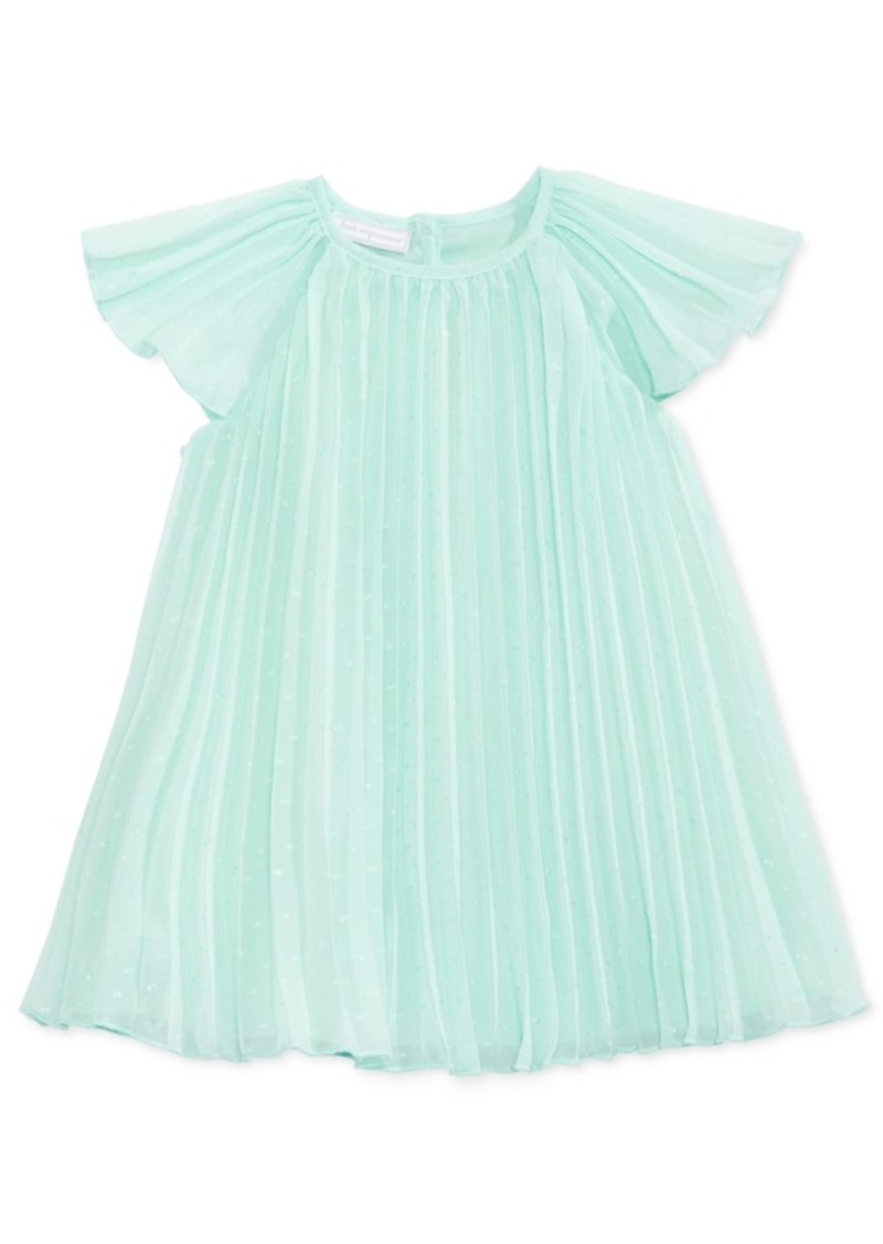 First Impressions First Impressions Flutter-Sleeve Pleated Dress ... aa9fd5e3b