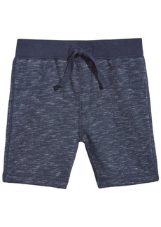 First Impressions Marled Shorts, Baby Boys, Created for Macy's