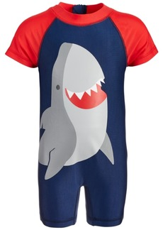 First Impressions Toddler Boys 1-Pc. Shark Rash Guard, Created for Macy's