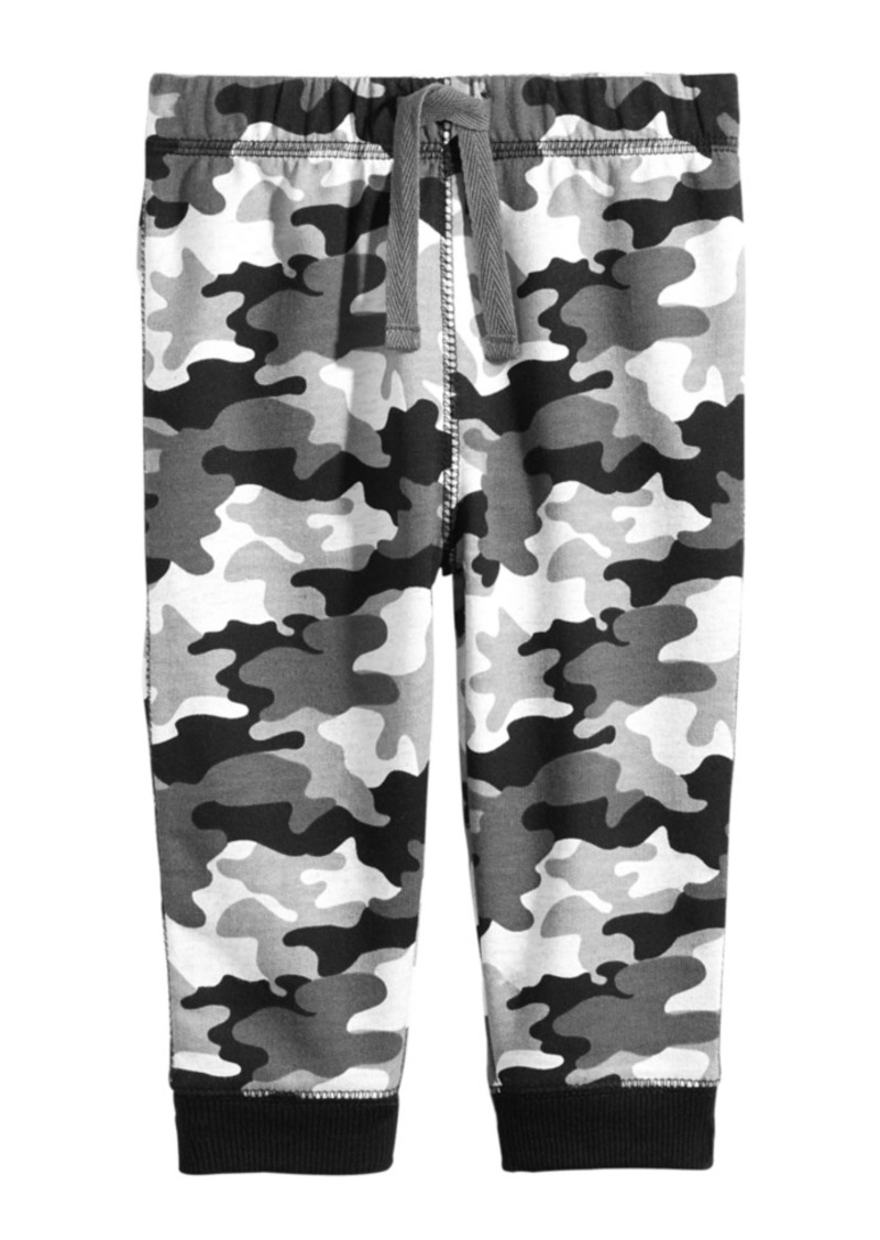 405a385064b First Impressions First Impressions Baby Boys Camo-Print Jogger ...