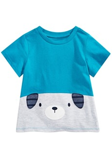 First Impressions Baby Boys Cotton Dog Face T-Shirt, Created for Macy's