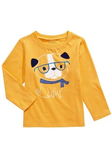 First Impressions Baby Boys Cotton Smart Dog T-Shirt, Created for Macy's