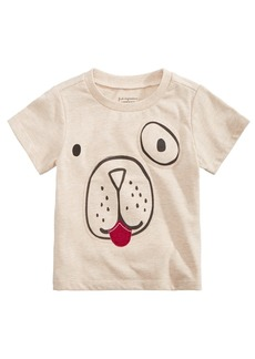 First Impressions Toddler Boys Dog Face Graphic T-Shirt, Created for Macy's