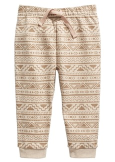 First Impressions Toddler Boys Geo-Print Jogger Pants, Created for Macy's