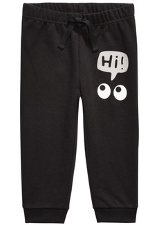 First Impressions Toddler Boys Hi-Print Jogger Pants, Created For Macy's