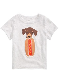 First Impressions Toddler Boys Hot Dog T-Shirt, Created for Macy's