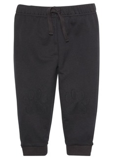 First Impressions Baby Boys Paw Print Jogger Pants, Created for Macy's
