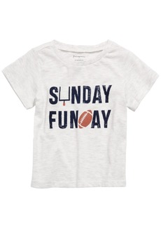 First Impressions Baby Boys Sunday Funday T-Shirt, Created for Macy's