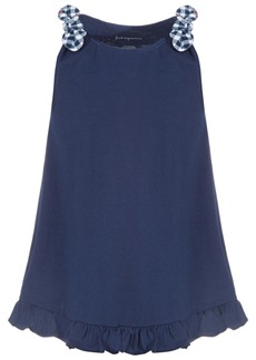First Impressions Toddler Girls Ruffled Cotton Tunic, Created for Macy's