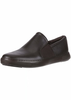 FitFlop Men's Collins Leather Slip-ON Skate Shoes Sneaker   M US