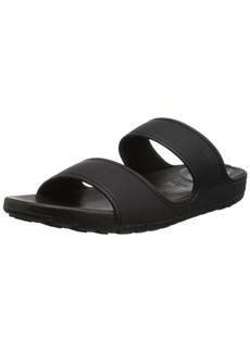 FitFlop Men's LIDO Double Slide Sandals in Neoprene   M US