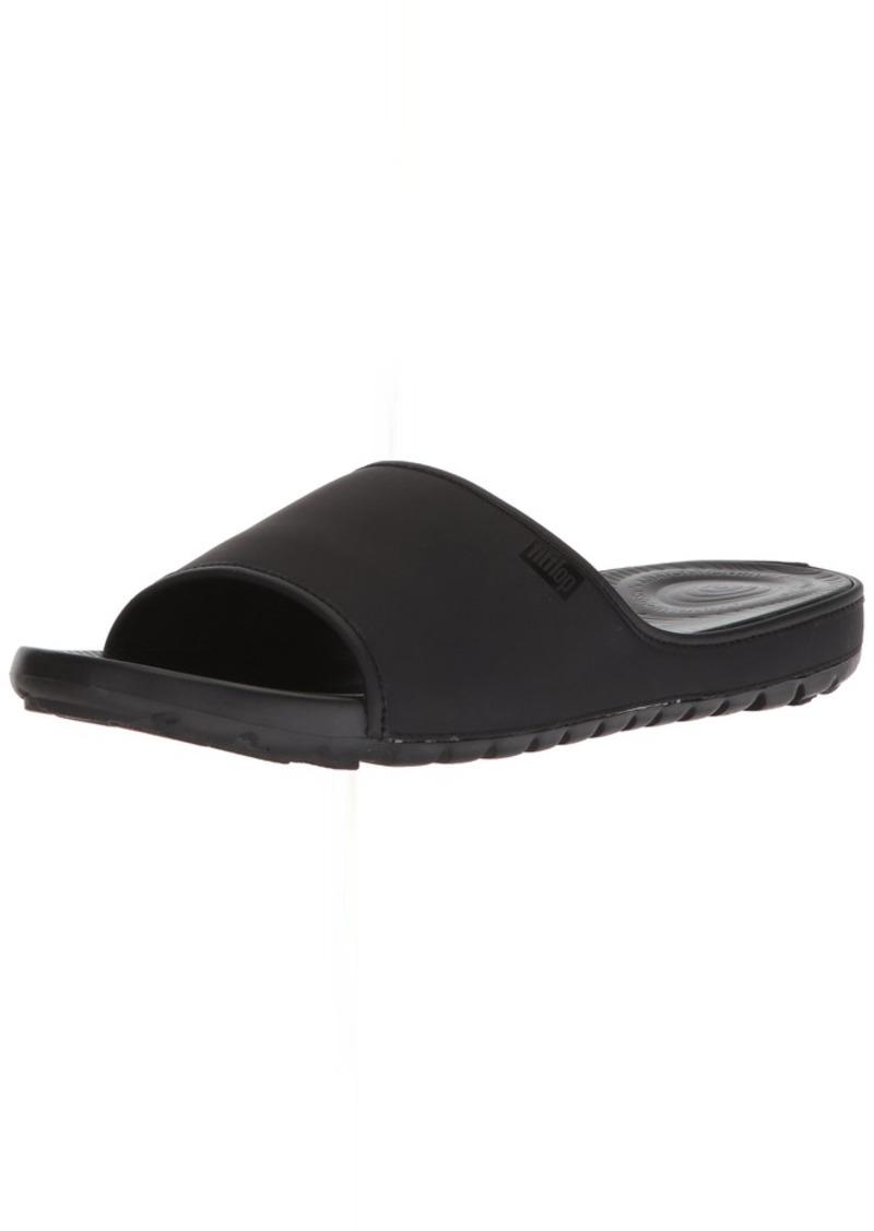FitFlop Men's LIDO Slide Sandals in Neoprene