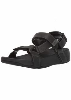 FITFLOP Men's Ryker Sandal   M US