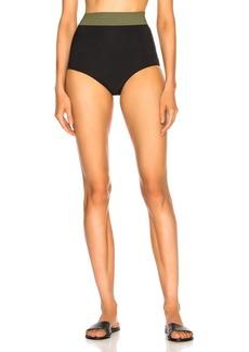 FLAGPOLE Arden High Rise Bikini Bottom