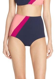 Flagpole Liza High Waist Bikini Bottoms
