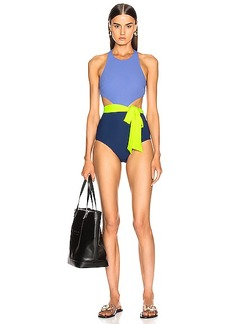 FLAGPOLE Lynn With Sash Swimsuit