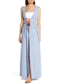 Flagpole Mabel Cover-Up Dress