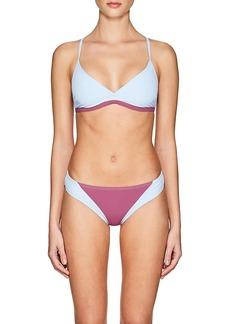 Flagpole Swim Women's Casey Triangle Bikini Top