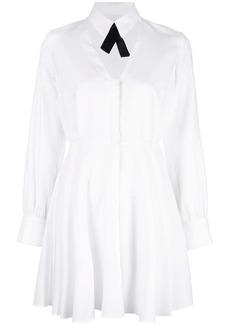 Fleur Du Mal cutout shirt dress