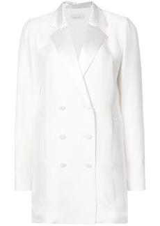 Fleur Du Mal double-breasted blazer dress