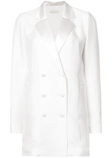 Fleur Du Mal double-breasted blazer dress