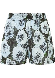 Fleur Du Mal floral print shorts