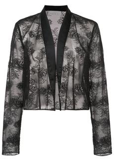 Fleur Du Mal lace jacket