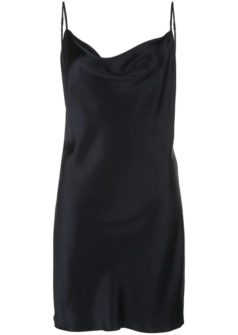Fleur Du Mal sleeveless mini dress