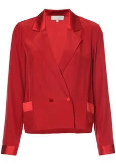 Fleur Du Mal tailored fitted blazer