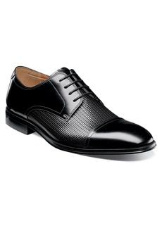 Florsheim Belfast Embossed Cap Toe Derby (Men)