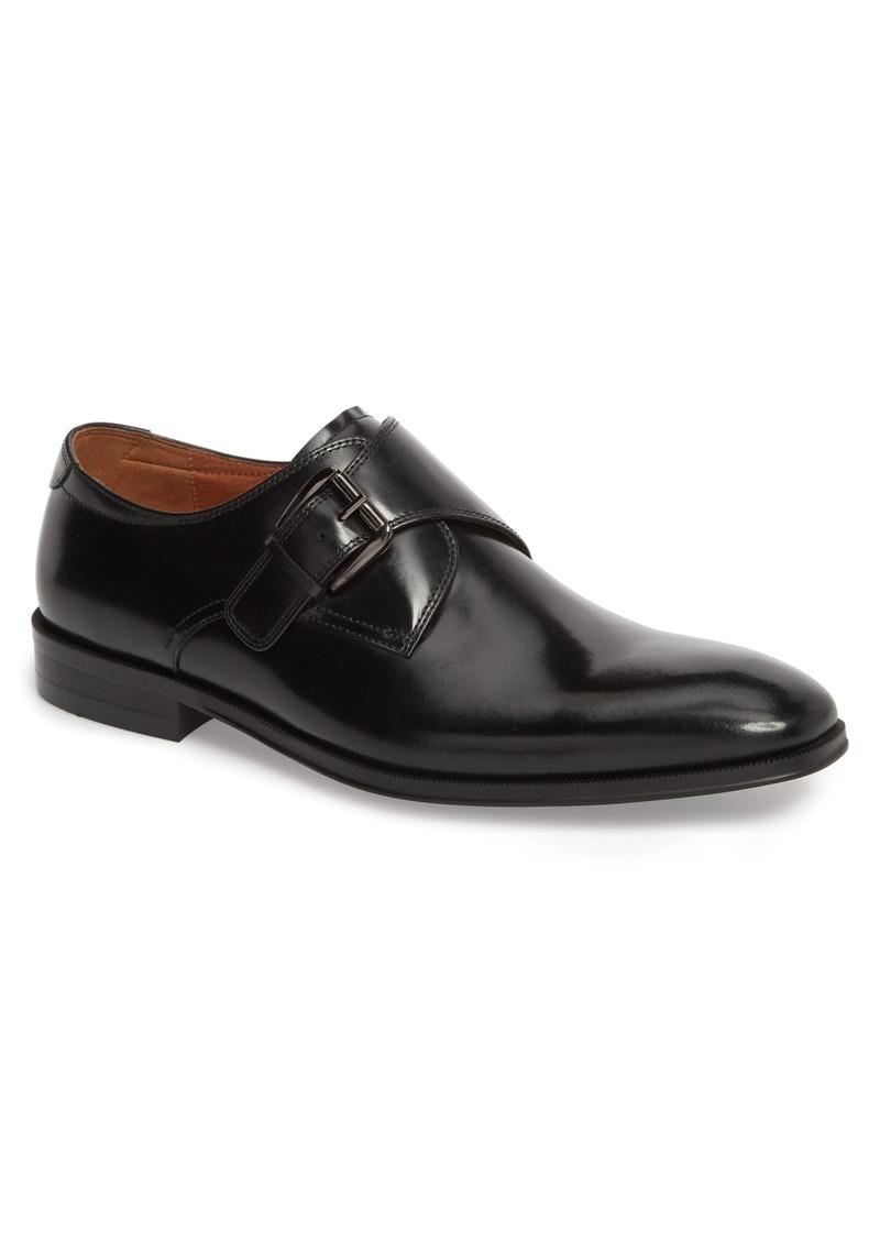 Florsheim Belfast Single Strap Monk Shoe (Men)