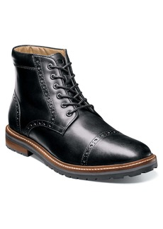 Florsheim Estabrook Cap Toe Boot (Men)