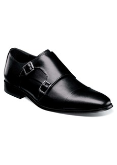 Florsheim Jetson Cap Toe Monk Shoe (Men)