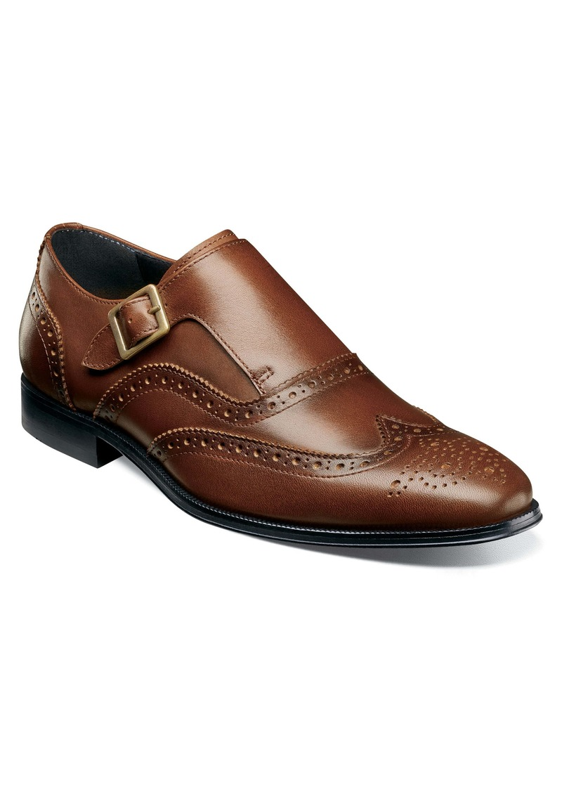 Florsheim Jetson Wingtip Monk Oxford (Men)