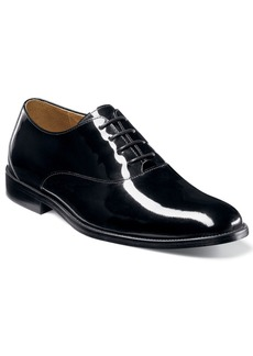 Florsheim Kingston Patent Leather Plain Toe Oxfords Men's Shoes