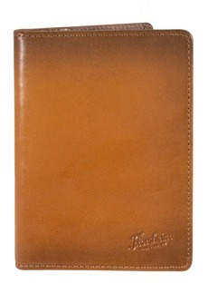Florsheim Leather Passport Case